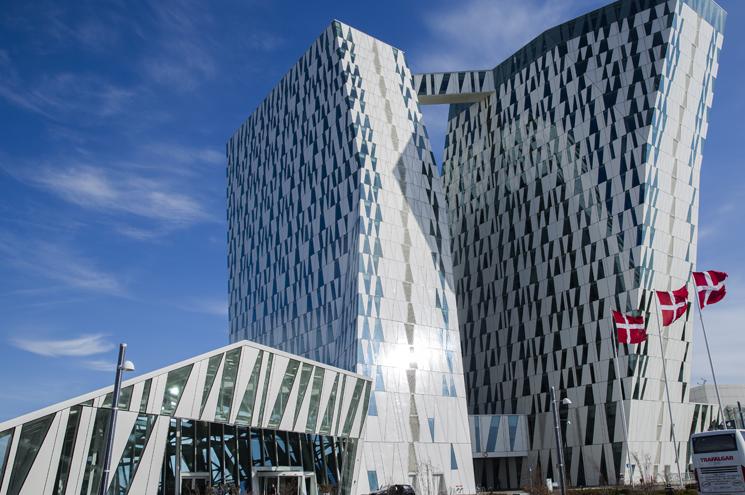 Bella Sky Hotel in Ørestad