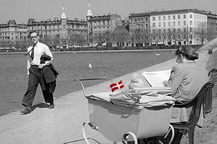Spring in Copenhagen Denmark