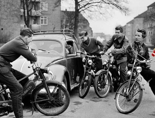 Birthe Mechoirs gangs Copenhagen Sydhavn