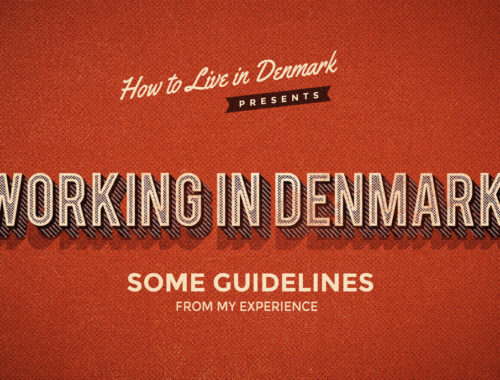 Working in Denmark