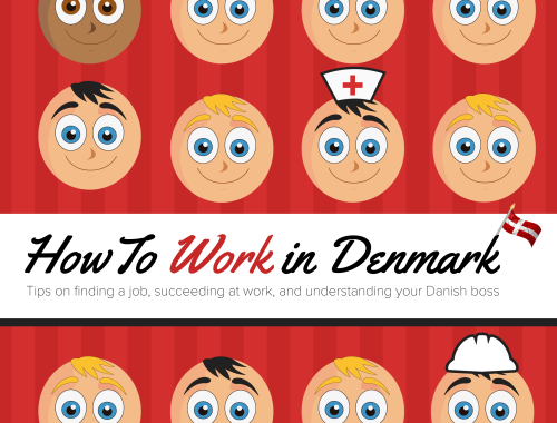 How to Work in Denmark by Kay Xander Mellish