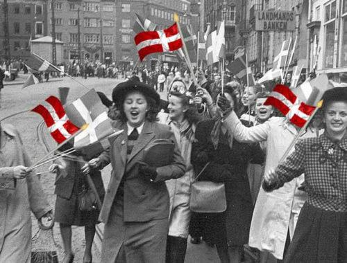 Danish dating customs