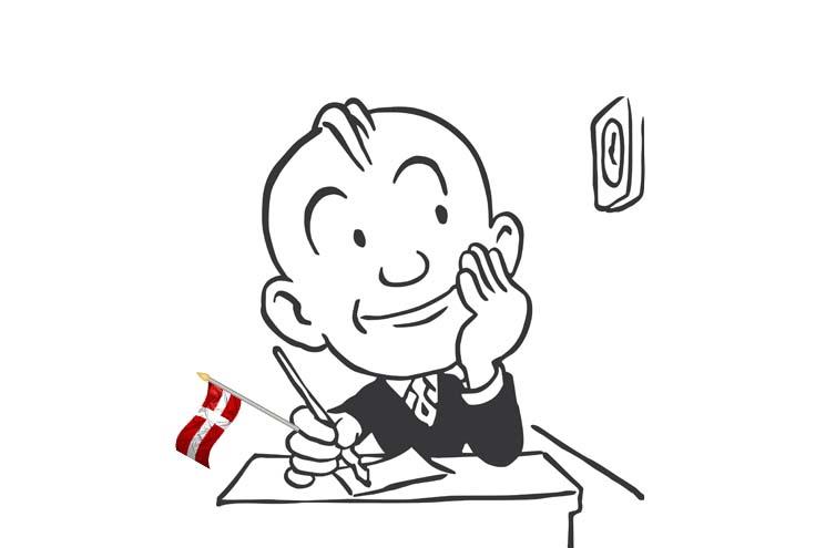 Danish business meeting etiquette