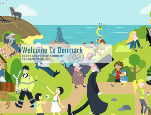 Welcome to Denmark Drawing