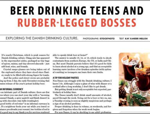 Danish drinking culture