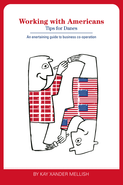 Working with Americans book