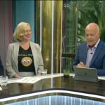 Kay Xander Mellish Go' Aften Live