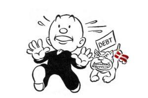 Debt in Denmark