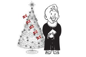 Christmas Eve the Danish Church