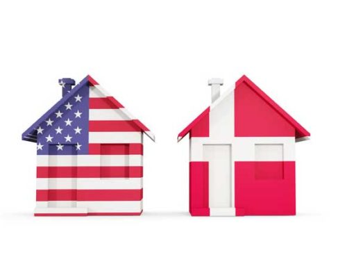 usa denmark cultural differences
