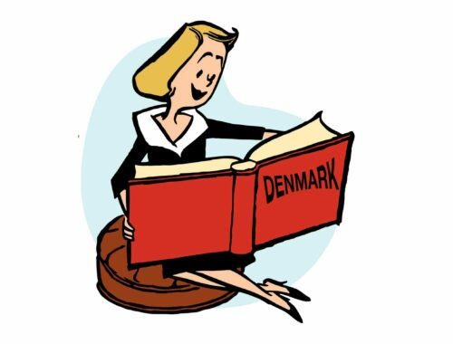 books about denmark